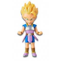 Figurine - Dragon Ball Super - WCF vol 8 - Cabbe - Banpresto