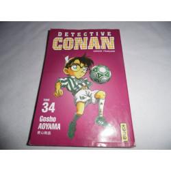 Manga - Detective Conan - No 34 - Aoyama Gôshô - Kana