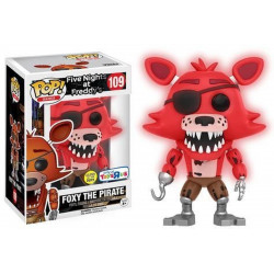 Figurine - Pop! Games - Five Nights at Freddy's - Foxy Red GITD - Vinyl - Funko