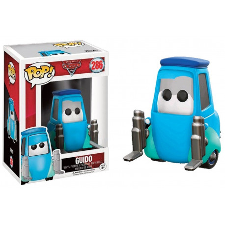 Figurine - Pop! Disney - Cars 3 - Guido - Vinyl - Funko