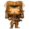 Figurine - Pop! Movies - Pirates des Caraïbes - Jack Sparrow Gold - Funko