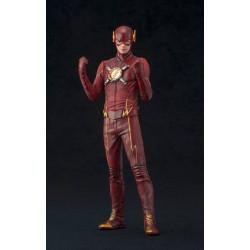 Figurine - The Flash - Flash Exclusive ARTFX+ - Kotobukiya