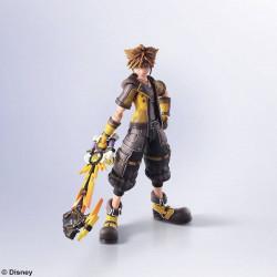 Figurine - Kingdom Hearts III - Bring Arts - Sora Guardian - Square Enix Products