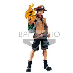 Figurine - One Piece - Big Size - Portgas D. Ace - Banpresto