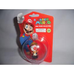 Figurine - Super Mario Bros. - Serie 3 - Toad - Nintendo