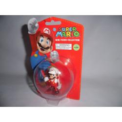Figurine - Super Mario Bros. - Serie 3 - Fire Mario - Nintendo