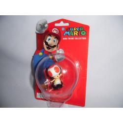 Figurine - Super Mario Bros. - Serie 1 - Toad - Nintendo