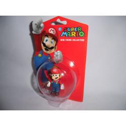 Figurine - Super Mario Bros. - Serie 1 - Mario - Nintendo