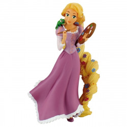 Figurine - Disney - Raiponce - Raiponce peint - Bullyland