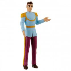 Figurine - Disney - Cendrillon - Prince Charmant - Bullyland
