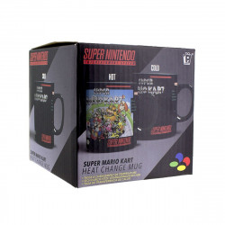 Mug / Tasse - Nintendo - Super Mario Kart Heat Change (Thermique) - Paladone Products
