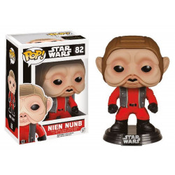 Figurine - Pop! Movies - Star Wars - Nien Nunb - Vinyl Figure - Funko