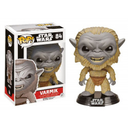 Figurine - Pop! Movies - Star Wars - Varmik - Vinyl Figure - Funko