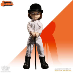 Figurine - Orange Mécanique - Living Dead Dolls Alex - Mezco Toys