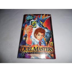 Manga - Duel Masters - No 1 - Shinsuke Takahashi / Syd Kanzaki - Delcourt
