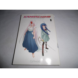 Manga - Kandachime - Task Ohna - Clair de Lune