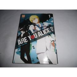 Manga - Are you Alice - No 8 - Ikumi Katagirl / Ai Ninomiya - Kazé