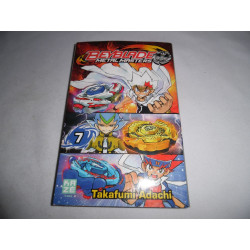 Manga - Beyblade Metal Fusion - No 7 - Takafumi Adachi - Kazé