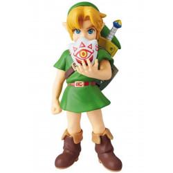 Figurine - The Legend of Zelda - UDF 313 - Link (Majora's Mask) - Medicom
