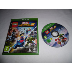 Jeu Xbox One - LEGO Marvel Super Heroes 2