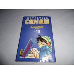 Manga - Detective Conan - No 10 - Aoyama Gôshô - Kana