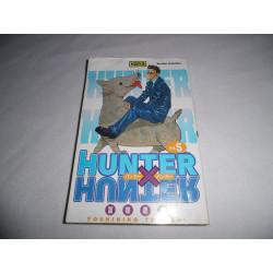 Manga - Hunter X Hunter - No 5 - Togashi Yoshihiro - Kana