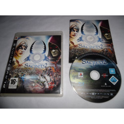Jeu Playstation 3 - Sacred 2 : Fallen Angel - PS3