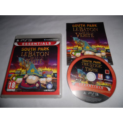 Jeu Playstation 3 - South Park : Le Bâton de la Vérité (Essentials) - PS3