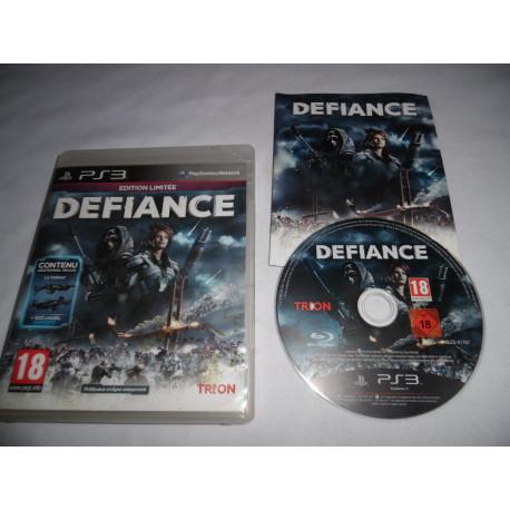Jeu Playstation 3 - Defiance - PS3