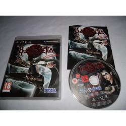 Jeu Playstation 3 - Bayonetta - PS3
