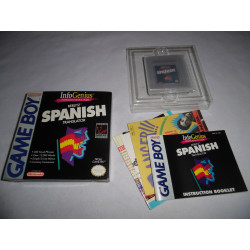 Jeu Game Boy - Berlitz Spanish Translator (US)