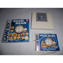 Jeu Game Boy - Brain Drain