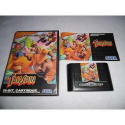 Jeu Mega Drive - Disney's Talespin - Sega Megadrive