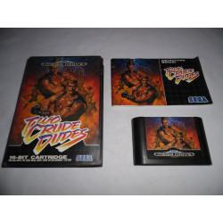 Jeu Mega Drive - Two Crude Dudes
