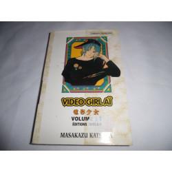 Manga - Video Girl Aï - No 11 - Masakazu Katsura - Tonkam