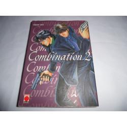 Manga - Combination - No 2 - Leeza Sei - Génération Comics