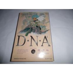 Manga - DNA ² - No 5 - Masakazu Kastura - Tonkam