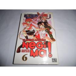 Manga - Le Maître Magicien Negima - No 6 - Ken Akamatsu - Pika