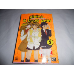 Manga - Plaire à tout prix - No 5 - Moyocco Anno - Pika
