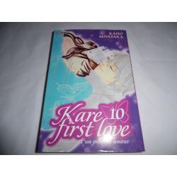 Manga - Kare First Love - No 10 - Miyasaka Kaho - Panini