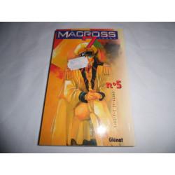Manga - Macross 7 Trash - No 5 - Haruhiko Mikimoto - Glénat
