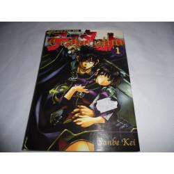 Manga - Testarotho - No 1 - Sanbe Kei - Soleil