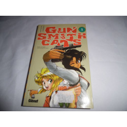 Manga - Gun Smith Cats - No 1 - Sonoda Kenichi - Glénat