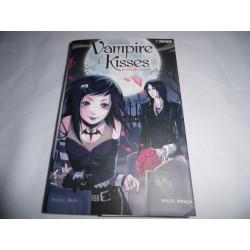 Manga - Vampire Kisses - No 1 - Ellen Schreiber / Rem - Soleil