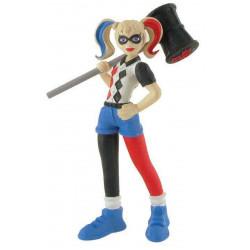 Figurine - DC Comics - Hero Girls - Harley Quinn - Comansi