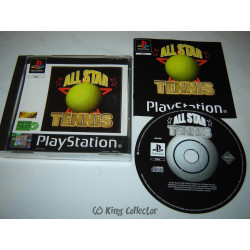 Jeu Playstation - All Star Tennis - PS1