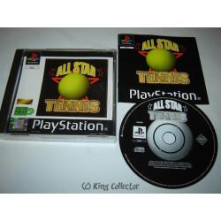 Jeu Playstation - All Star Tennis - PS1