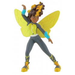 Figurine - DC Comics - Hero Girls - Bumble Bee - Comansi
