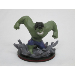 Figurine - Q-Fig - Marvel - Hulk - QMX