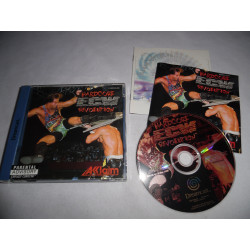 Jeu Dreamcast - ECW Hardcore Revolution